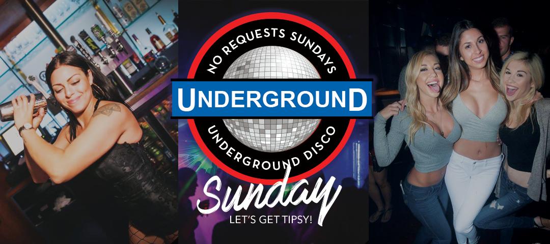 Underground-Sunday